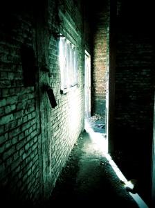 La prison hantée