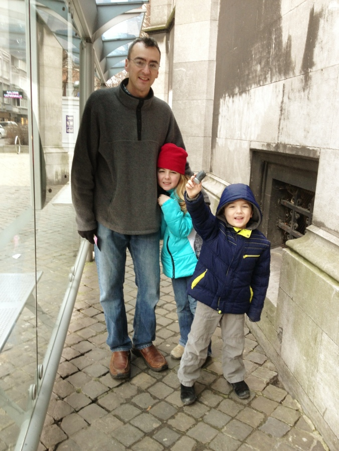 Cathedral Geocache