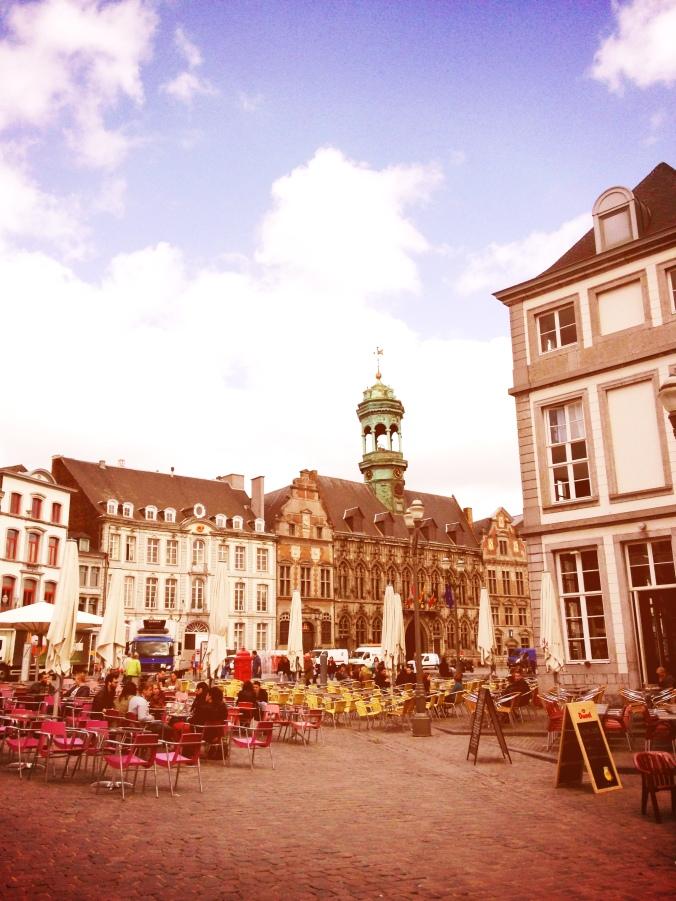 Grande Place, Mons