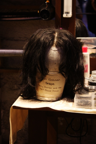 As promised, Snape's Hair