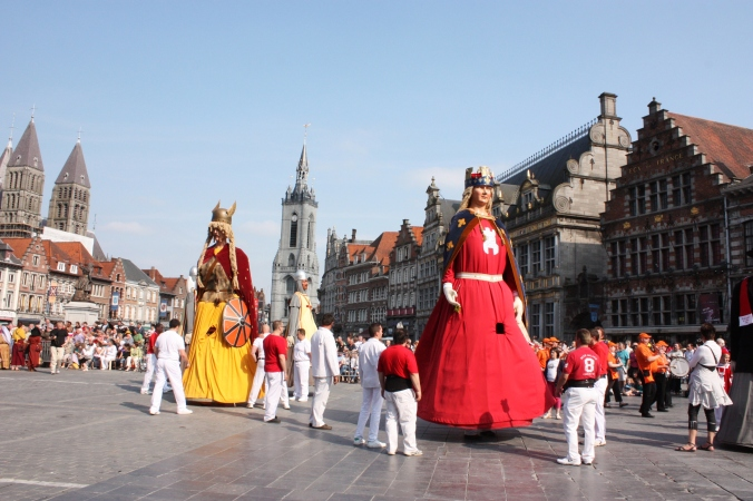 giants in tournai