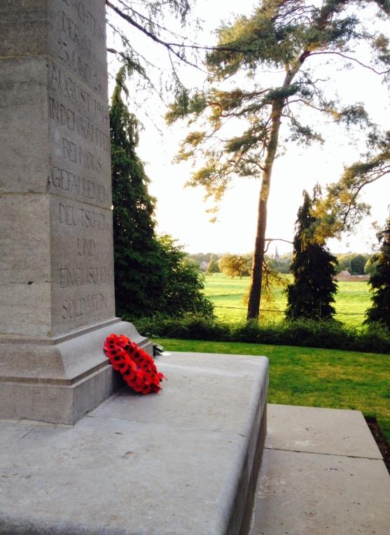 St. Symphorien cemetery, Mons, Belgium