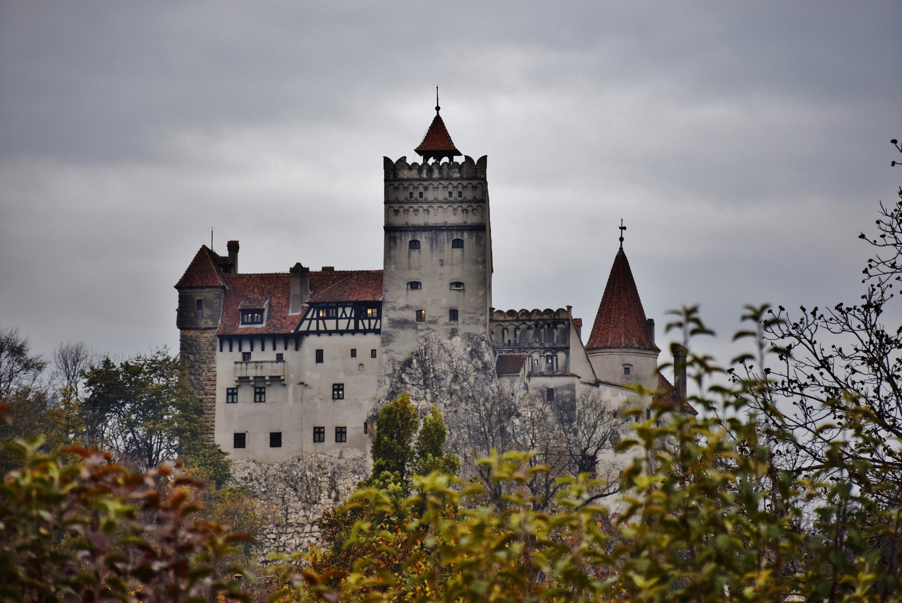 Bran Castle For Sale Halloween Treat A Night At Dracula